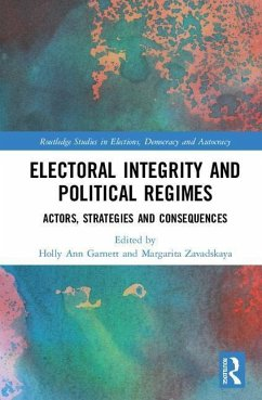 Electoral Integrity and Political Regimes: Actors, Strategies and Consequences