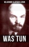 WAS TUN? (eBook, ePUB)