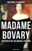 MADAME BOVARY - Interactive Bilingual Edition (English / French) (eBook, ePUB)