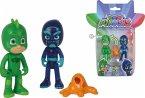 PJ Masks Figuren Set Gecko + Ninja