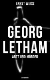 Georg Letham - Arzt und Mörder (Psychokrimi) (eBook, ePUB)