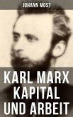 Karl Marx: Kapital und Arbeit (eBook, ePUB)