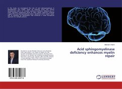 Acid sphingomyelinase deficiency enhances myelin repair