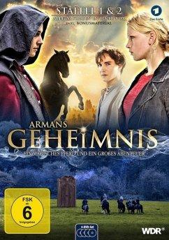 Armans Geheimnis - Staffel 1&2 - Die Collection DVD-Box