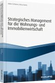 Strategisches Management für die Wohnungs-und Immobilienwirtschaft -