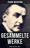 Gesammelte Werke: Dramen, Erzählungen & Gedichte (eBook, ePUB)