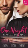 One Night: Sensual Bargains: Nine Months to Redeem Him / A Deal with Benefits / After Hours with Her Ex (eBook, ePUB)