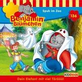 Benjamin Blümchen - Folge 136: Spuk im Zoo (MP3-Download)