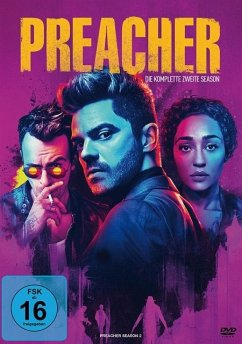 Preacher - Die komplette zweite Season DVD-Box