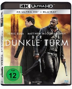 Der dunkle Turm 4K Ultra HD Blu-ray + Blu-ray