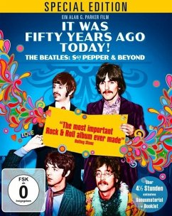 It Was Fifty Years Ago Today! The Beatles: Sgt Pepper & Beyond Special Edition