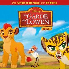 Disney / Die Garde der Löwen - Folge 5: Beshti und der kleine Elefant/Der Schrei des Drongos (MP3-Download) - Arnold, Cornelia