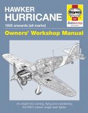 Hawker Hurricane Owners' Workshop Manual: 1935 Onwards (All Marks) - An Insight Into Owning, Flying and Maintaining the Raf's Classic Single-Seat Figh