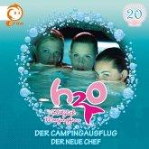 20: Der Campingausflug / Der neue Chef (MP3-Download)