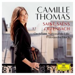 Saint-Saens & Offenbach - Thomas,Camille/Bloch,Alexandre/On De Lille