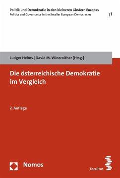 Die österreichische Demokratie im Vergleich (eBook, PDF)