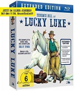 Lucky Luke - Die komplette Serie (Extended Edition) - Hill,Terence