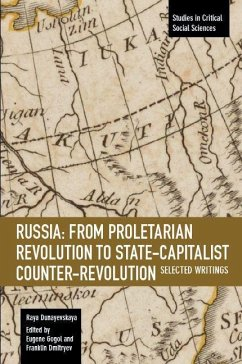 Russia: From Proletarian Revolution To State-ca...