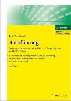 Buchführung - Bieg, Hartmut;Waschbusch,Gerd