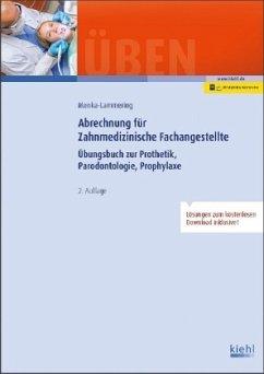 Abrechnung für Zahnmedizinische Fachangestellte - Monka-Lammering, Sabine