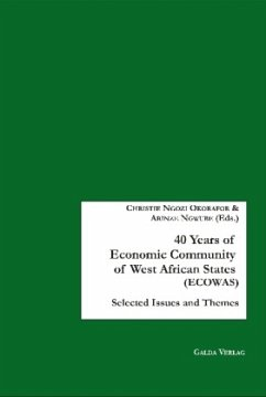 40 Years of Economic Community of West African ...