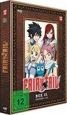 Fairy Tail - Box 1 (Episoden 1-24) DVD-Box