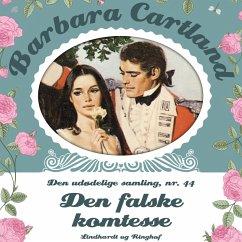 9788711766354 - Cartland, Barbara: Den falske komtesse - Barbara Cartland - Den udødelige samling 44 (uforkortet) (MP3-Download) - Bog