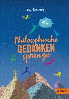 Philosophische Gedankensprünge (eBook, PDF) - Bernardy, Jörg