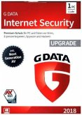 GData Internet Security 2018 Upgrade 1 PC