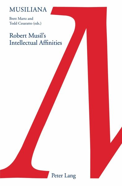 Robert Musil's Intellectual Affinities