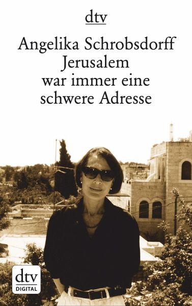 Jerusalem war immer eine schwere Adresse (eBook, ePUB)