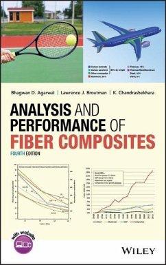 Analysis and Performance of Fiber Composites - Agarwal, Bhagwan D.; Broutman, Lawrence J.; Chandrashekhara, K.