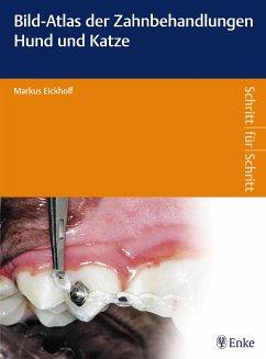 Bild-Atlas der Zahnbehandlungen Hund und Katze (eBook, PDF) - Eickhoff, Markus
