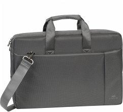 Rivacase 8251 Tasche 17,3 Grau