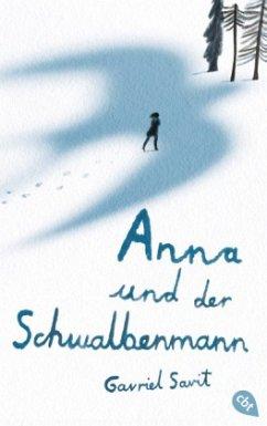 Anna und der Schwalbenmann (Mängelexemplar) - Savit, Gavriel
