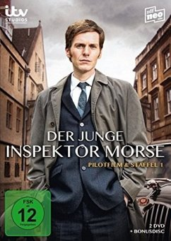 Der junge Inspektor Morse - Pilotfilm & Staffel 1 - Junge Inspektor Morse,Der