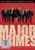 Major Crimes - Staffel 5 DVD-Box