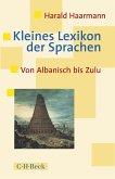 Kleines Lexikon der Sprachen (eBook, PDF)