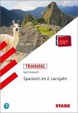 STARK Training Gymnasium - Spanisch 2. Lernjahr