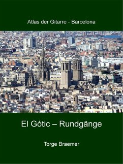 El Gòtic - Rundgänge (eBook, ePUB)