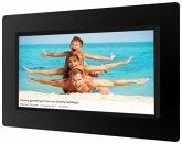 Braun DigiFrame 1010 WiFi 25,65 cm (10,1 Zoll) Bilderrahmen (8GB Speicher, 1280 x 800 Pixel, 16:10 Seitenverhältnis)
