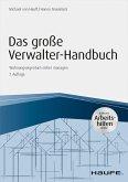Das große Verwalterhandbuch - inkl. Arbeitshilfen online (eBook, ePUB)