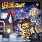 Leo und die Abenteuermaschine Folge 4 - alles ist relativ