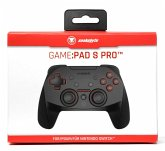 snakebyte Controller GAME:PAD S PRO -kabellos- Wireless (Nintendo Switch)