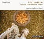 Sinfonien,Sonaten & Oboenkonzert
