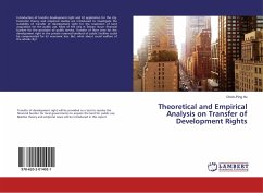 Theoretical and Empirical Analysis on Transfer of Development Rights