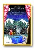 Die himmelblaue Weihnachtstasse