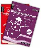Das Weihnachtsliederbuch-Set (B-Instrumente + Klavierbegleitung), 2 Bde.
