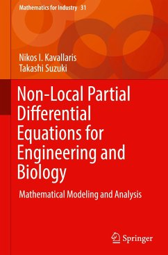 Non-Local Partial Differential Equations for En...