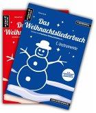 Das Weihnachtsliederbuch-Set (C-Instrumente + Klavierbegleitung), 2 Bde.